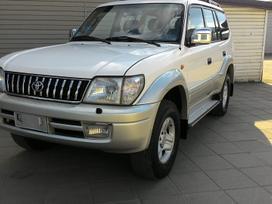 Toyota Land Cruiser, 3.0 l., visureigis