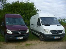 Mercedes-benz Sprinter Maxi, krovininiai