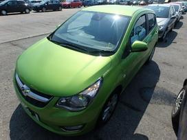 Opel Karl dalimis. W platus