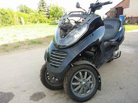 Piaggio MP3 125cc, scooters / mopeds