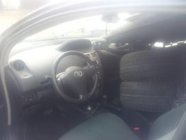 Toyota Yaris dalimis. Europinis