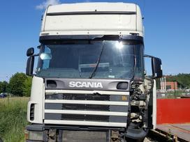 Scania 124, vilkikai