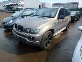 BMW X5 dalimis. Bmw x5 2005metu 3.0d 160kw automatine greiciu