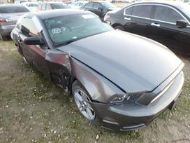 Ford Mustang dalimis. Dalys. 2014 ford