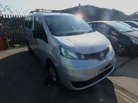 Nissan Nv200 dalimis. Rida 27000 ww.partan