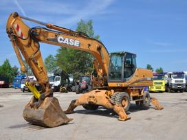 Case WX 210, Прокат строительного транспорта
