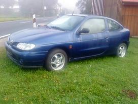 Renault Megane. Megane coupe is vokietijos