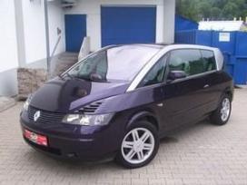 Renault Avantime. Reno automobiliai nuo 92