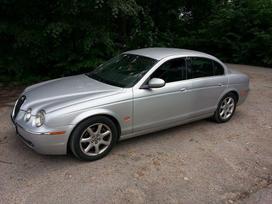 Jaguar S-type dalimis. Europinis variantas,