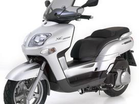 Yamaha Versity, motoroleriai / mopedai
