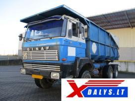 Ginaf F275, sunkvežimiai