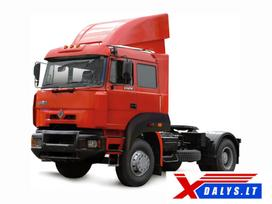 Ural 63674, vilkikai