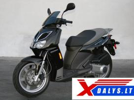 Aprilia Sportcity, motoroleriai / mopedai