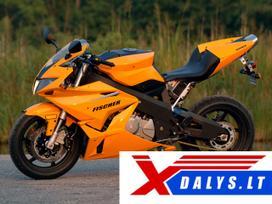 Fischer Mrx, sportiniai / superbikes