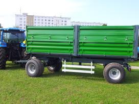 -Kita- HM 2-10, traktorinės priekabos