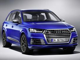 Audi Sq7. ! naujos originalios dalys !