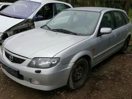 Mazda 323f dalimis. Prekyba originaliomis