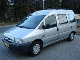 Peugeot Expert. 2.0hdi 16v variklis  naujai