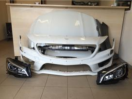 Mercedes-benz Cla klasė dalimis. Full led
