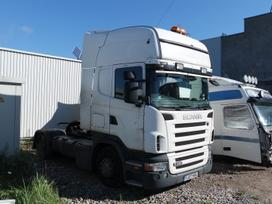 Scania R420 DT12 4x2 GRSO905 3.08, vilkikai