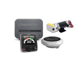Raymarine EV-100, AKCIJA! Evoliucinis hidraulinis autopilotas