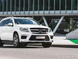 Mercedes-benz Gl450, visureigis