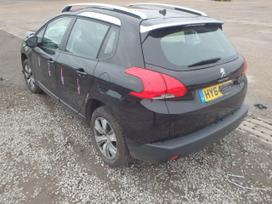 Peugeot 2008. Autoserviso paslaugos.
