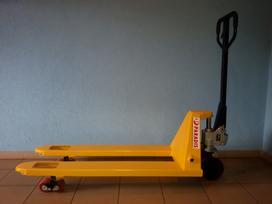 -Kita- Nauji vežimėliai, sandėliavimo technika