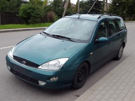 Ford Focus dalimis. Ghia, 66 kw, endura di