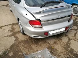 Hyundai Coupe. 1.6 16v variklis  europinis