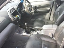 Toyota Rav4 dalimis. Odinis salonas, geras