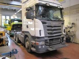 Scania R500, sunkvežimiai