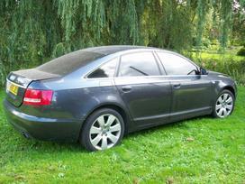 Audi A6 dalimis. 2 automobiliai audi a6 (c6),