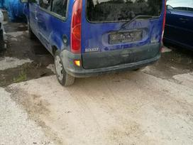 Renault Kangoo. Europa keleivinis