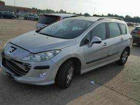 Peugeot 308 dalimis. Turime ivairiu