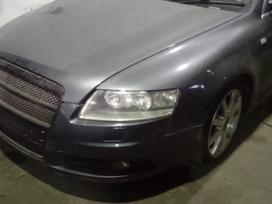 Audi A6 по частям. Naujai ardomas puikios būklės automobilis.