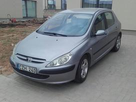 Peugeot 307 по частям. Buvo tvarkingas automobilis  turime daug