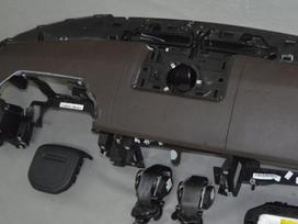 Land Rover Evoque oro pagalvės