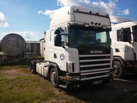 Scania R 114, 2 miegamosios vietos