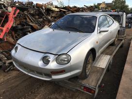 """Toyota Celica. UAB """"dalys visiems"""" ardome"""