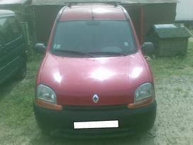 Renault Kangoo dalimis.  s.batoro