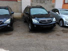 Lexus RX klasė. Ardomi rx 300,rx330,rx350,rx400h ,rx450h dalimis.