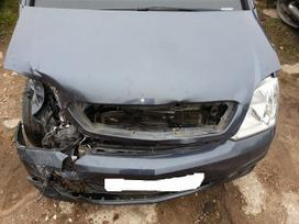 Opel Meriva. Variklio kodas z13dtj pavarų