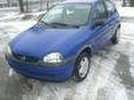 Opel Corsa. Opel corsa-tigra-combo nuo 93 iki