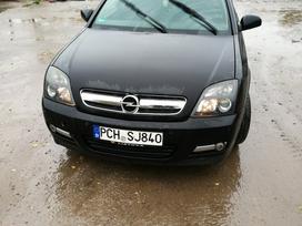 Opel Signum. Direct variklis r16 ratlankiai