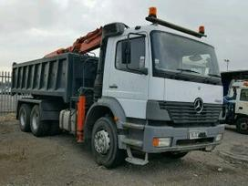 Mercedes-benz Atego 2628 6x4 savivartis,
