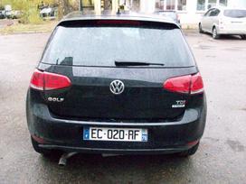 Volkswagen Golf. Vw golf VII, 5 bėgių