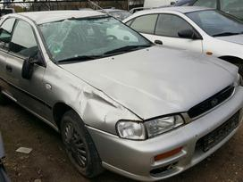 Subaru Impreza dalimis. Prekyba originaliomis