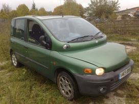 Fiat Multipla. Eišiškių pl. 76b vilnius