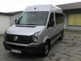 Volkswagen Crafter, 2.0 l., vienatūris